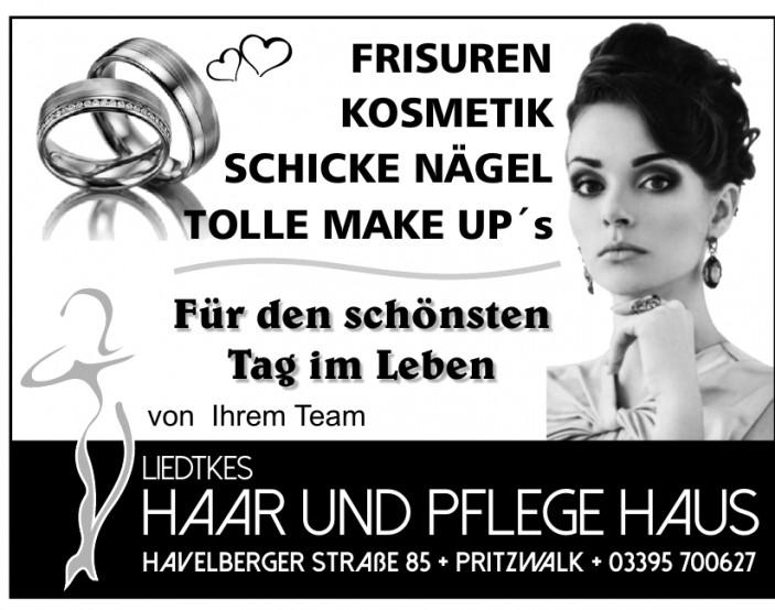 Liedtkes Haar und Pflege Haus