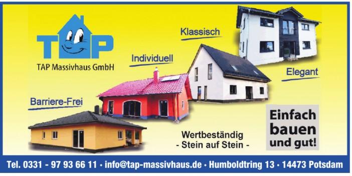 Tap Massivhaus GmbH