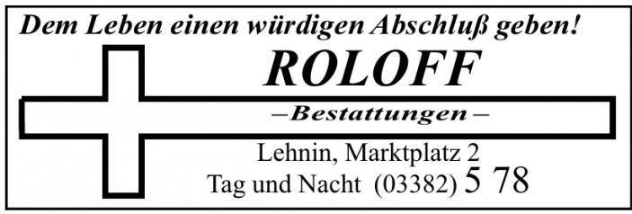 Bestattungen Roloff