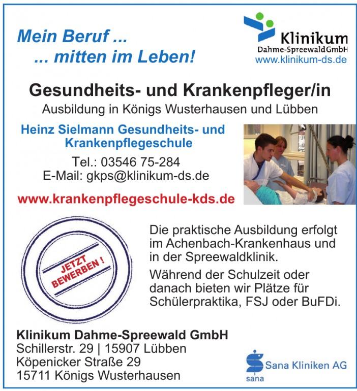 Klinikum Dahme-Spreewald GmbH