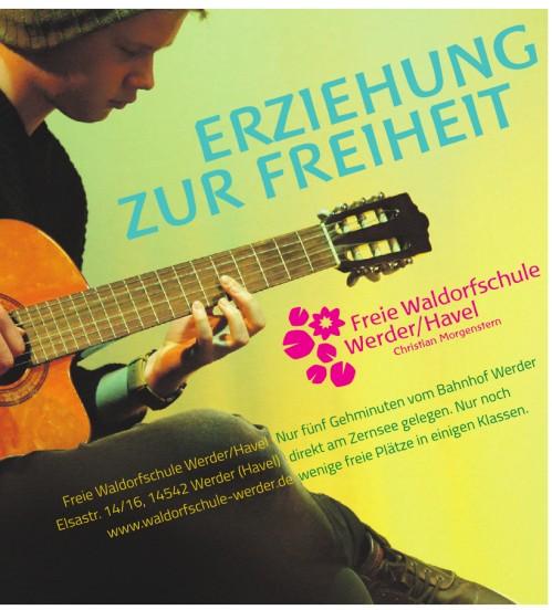 Freie Waldorfschule Werder/Havel