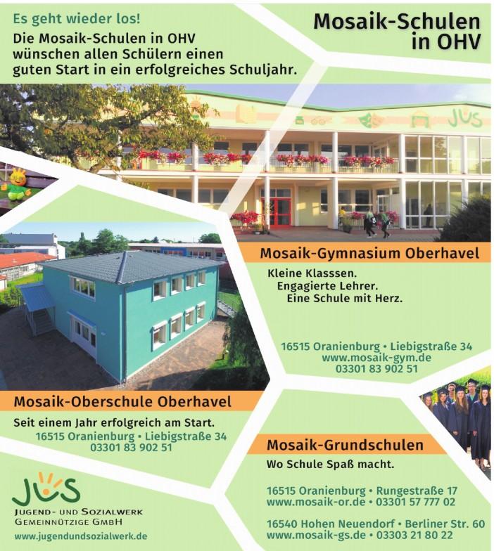 Jugend- und Sozialwerk Gemeinnützige GmbH