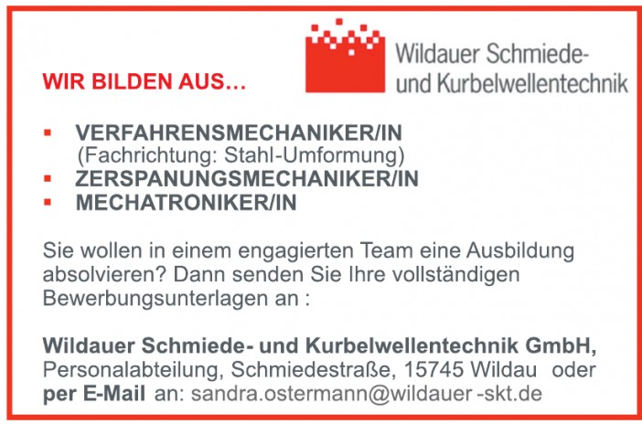 Wildauer Schmiede- und Kurbelwellentechnk GmbH