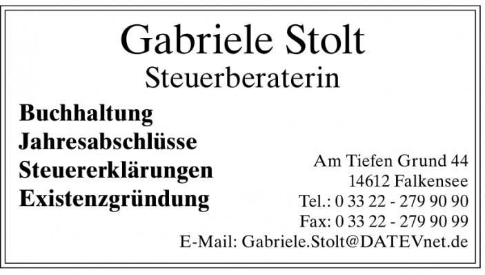Gabriele Stolt Steuerberaterin