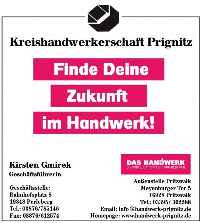 Kreishandwerkerschaft Prignitz