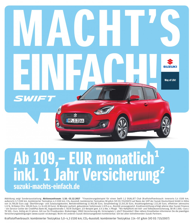 Suzuki - ERGO Versicherung AG