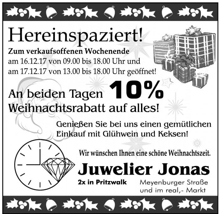 Juwelier Jonas