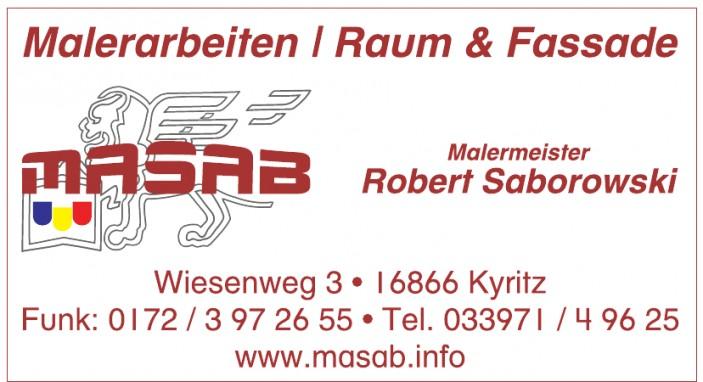 Masab - Robert Saborowski