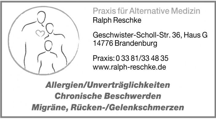 Praxis für Alternative Medizin Ralph Reschke