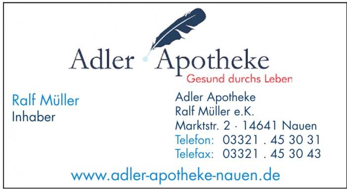 Adler Apotheke Ralf Müller e.K.