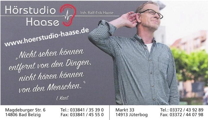 Hörstudio Haase