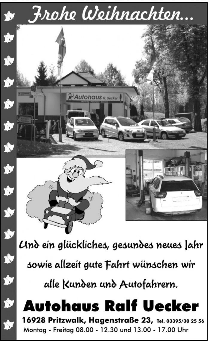 Autohaus Ralf Uecker