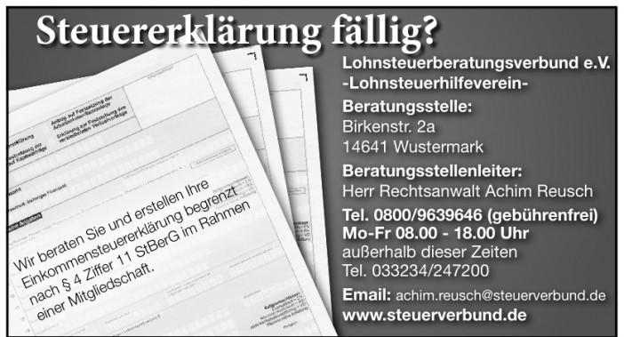 Lohnsteuerberatungsverbund e.V.