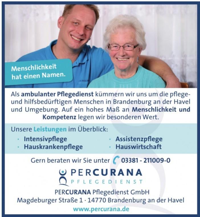 Percurana Pflegedienst GmbH