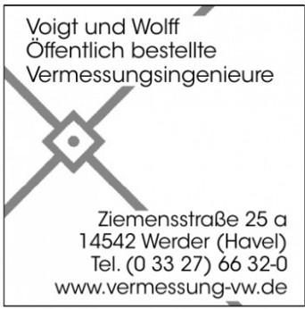 Voigt und Wolff