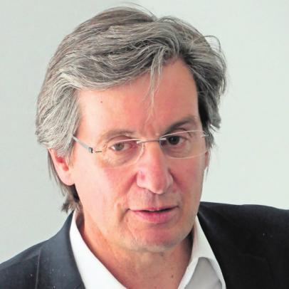 Rainer Gläß, GK SoftwareFOTO: CHRISTIAN SCHUBERT