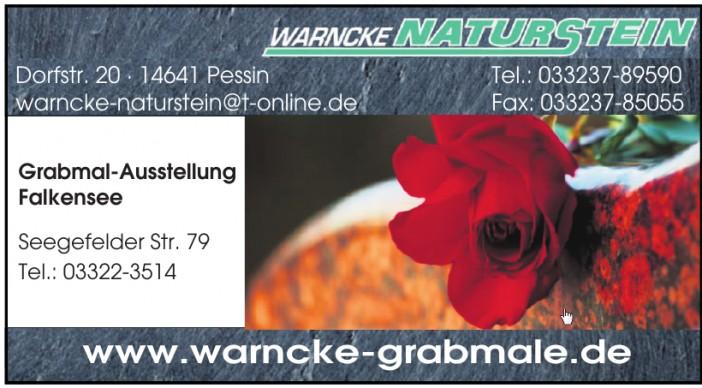 Varncke Naturstein