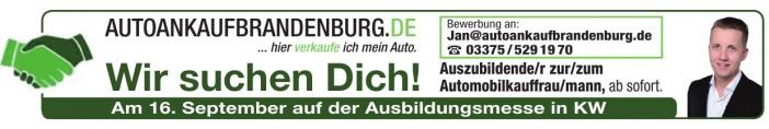 Autoankauf Brandenburg